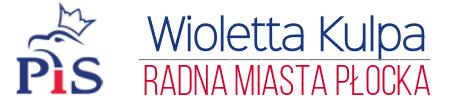 Wioletta Kulpa – Radna Miasta Płocka